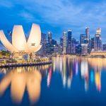 Gửi vận chuyển thực phẩm khô đi Singapore