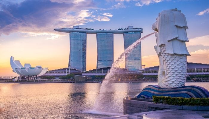 Singapore là nơi tiềm năng để phát triển thị trường vận tải Việt Nam